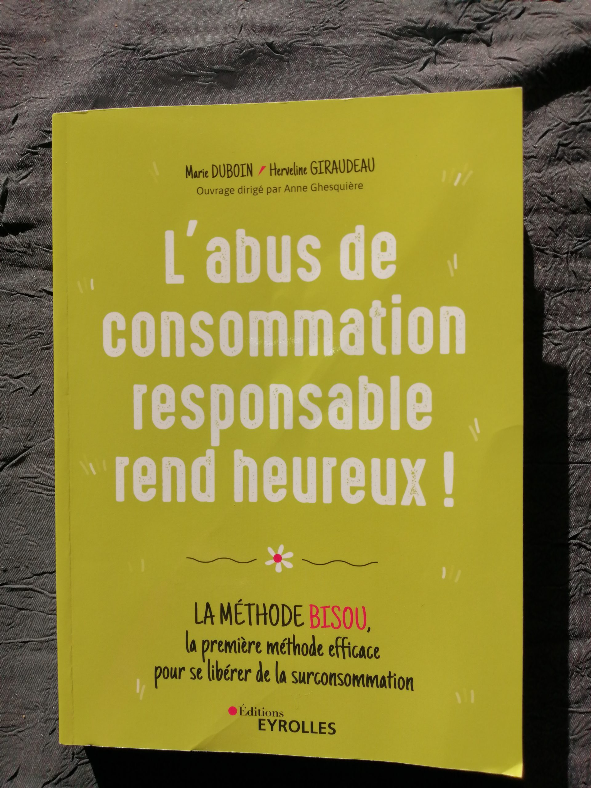 L'abus de consommation responsable rend heureux