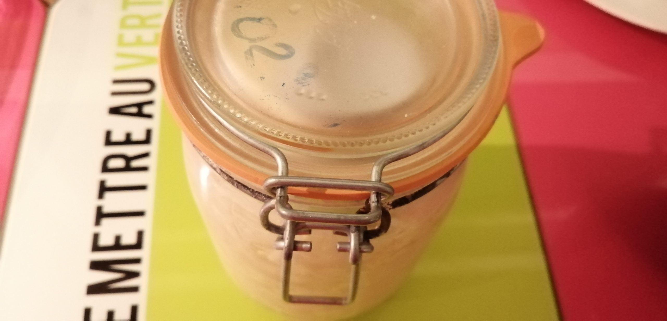 chou lacto fermenté