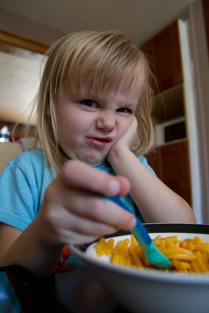 pourquoi mon enfant ne veut rien manger