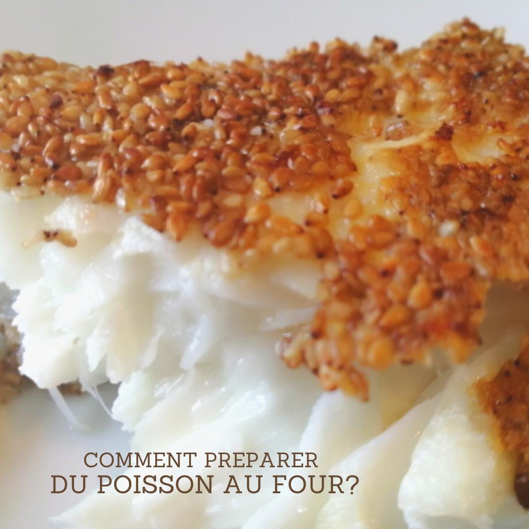 poisson-au-four